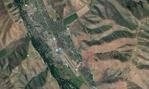 80 Acres For Sale near Hailey Idaho Airport Blaine County