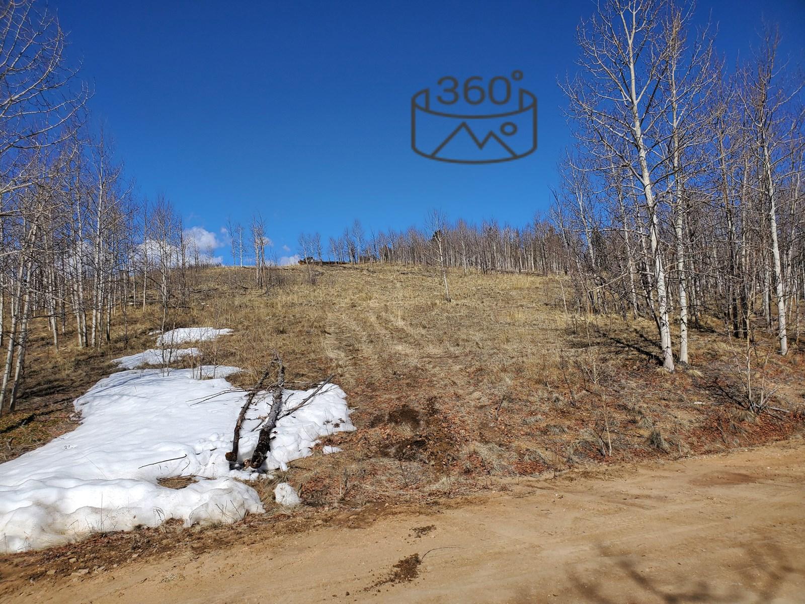 Mountain Lot - Central Colorado - Come Build your Dream Home