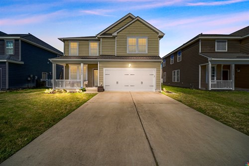 gorgeous and pristine two story home