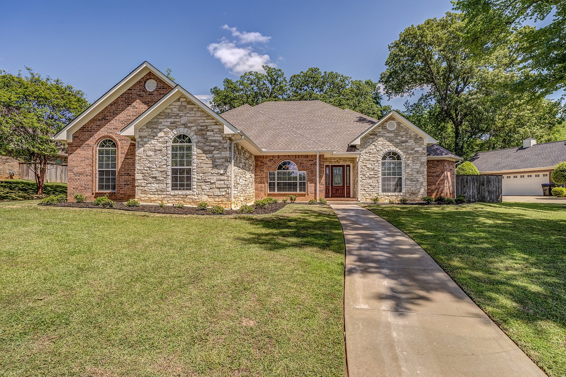 Luxury Texas House For Sale Longview Texas Home In Town