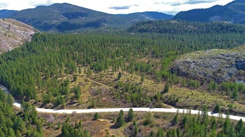 Recreational Hunting Property in Washington State For Sale