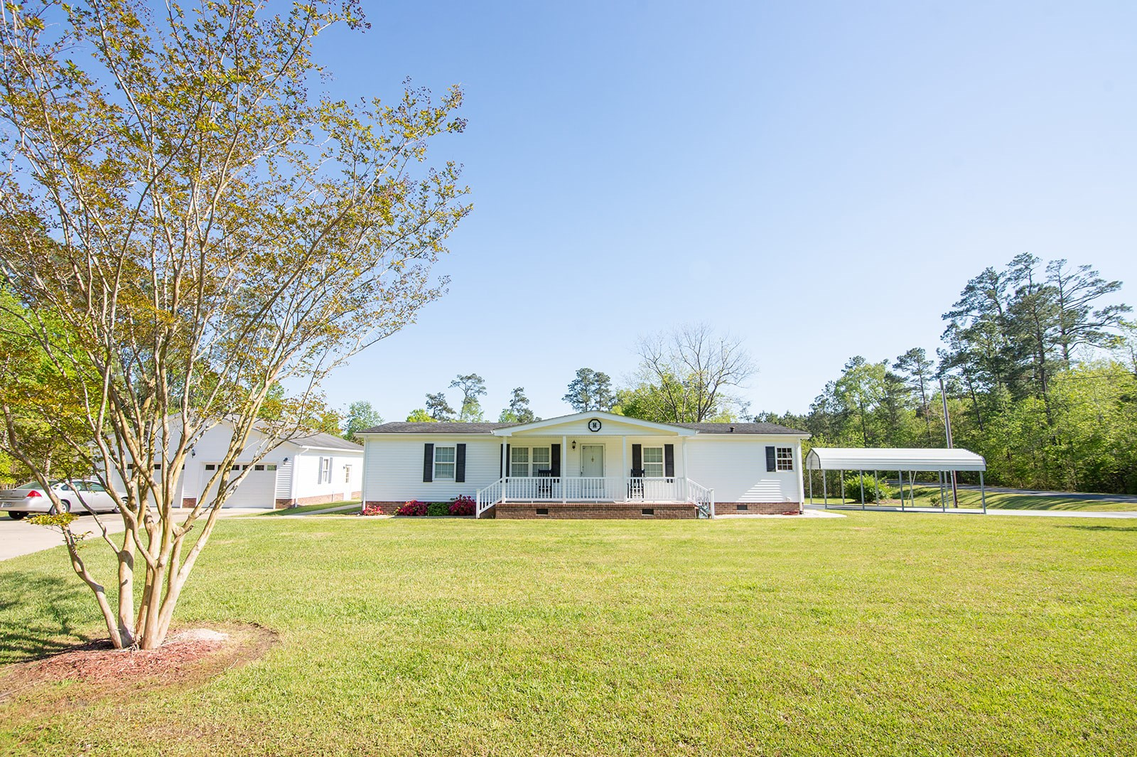 PERQUIMANS COUNTY CANAL FRONT HOME