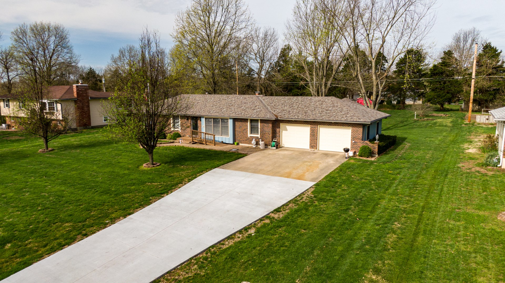 Green Acres Home For Sale, Warrensburg Mo
