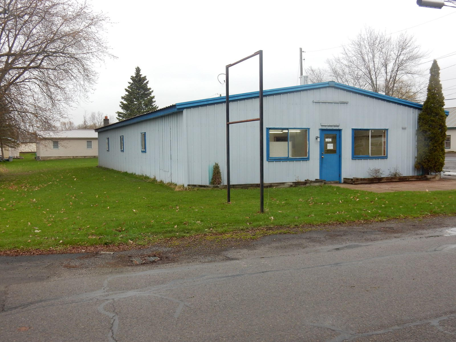 Former Auto Parts Store In Sherburne For Sale