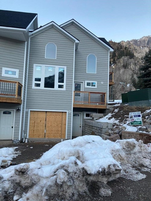 Brand New Townhome For Sale, Close to Hot Springs, Ouray Co