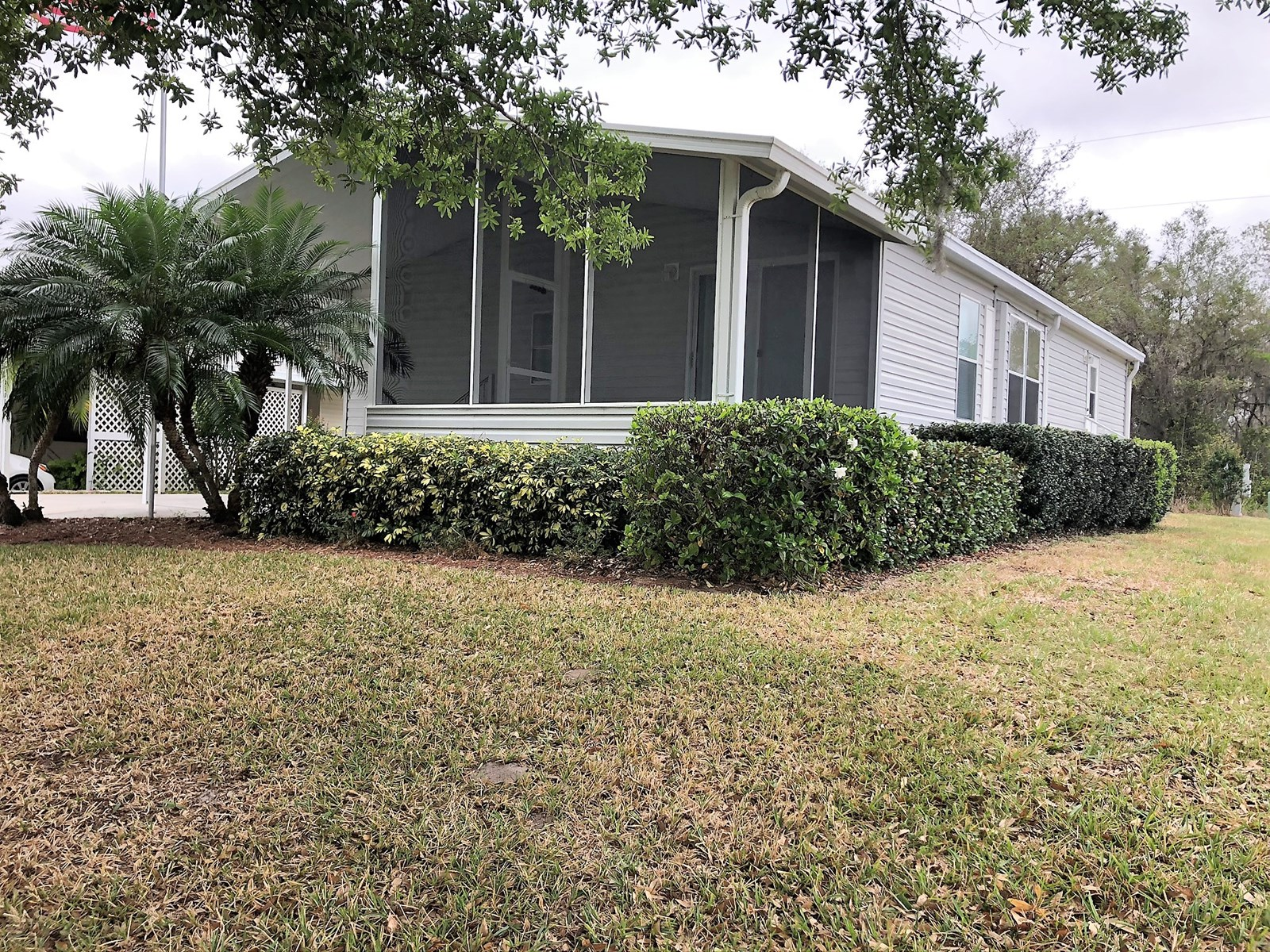 2/2 MOBILE HOME FOR SALE, 55+ COMMUNITY, CENTRAL FLORIDA,