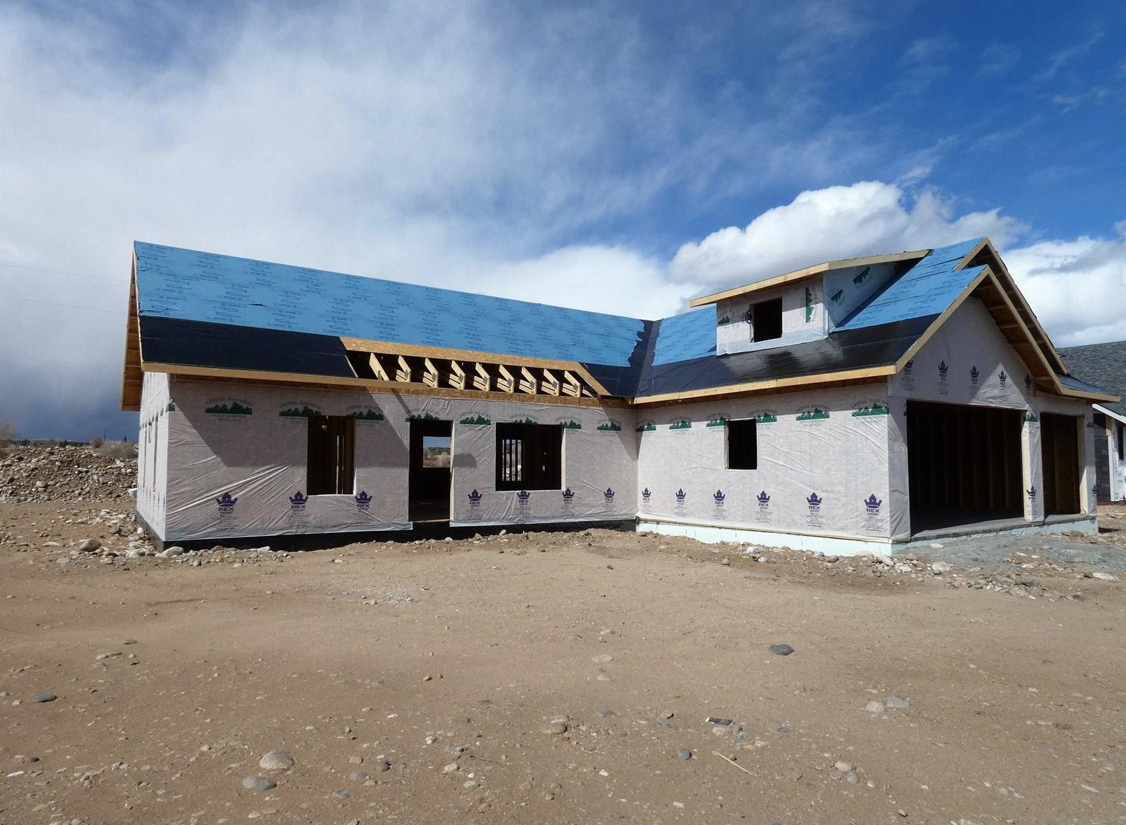 New Custom Home Near Salida, CO