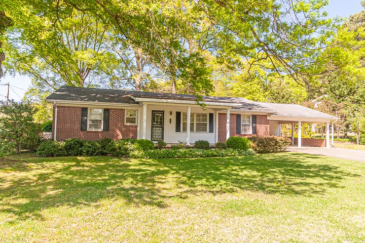 Brick Home; Large City Lot in Selmer TN