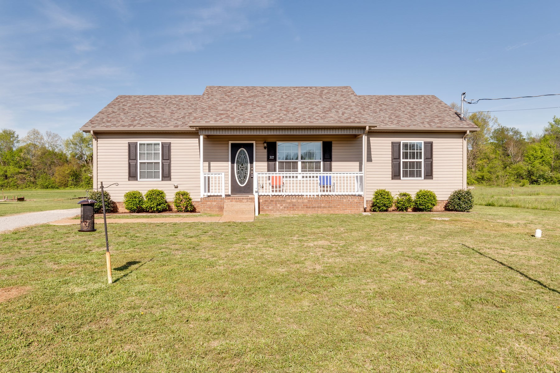 Move-In Ready Home for Sale in Chapel, Hill Tennessee