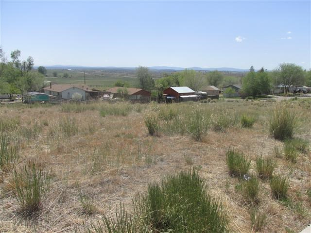 Large Lot on Hill in Town