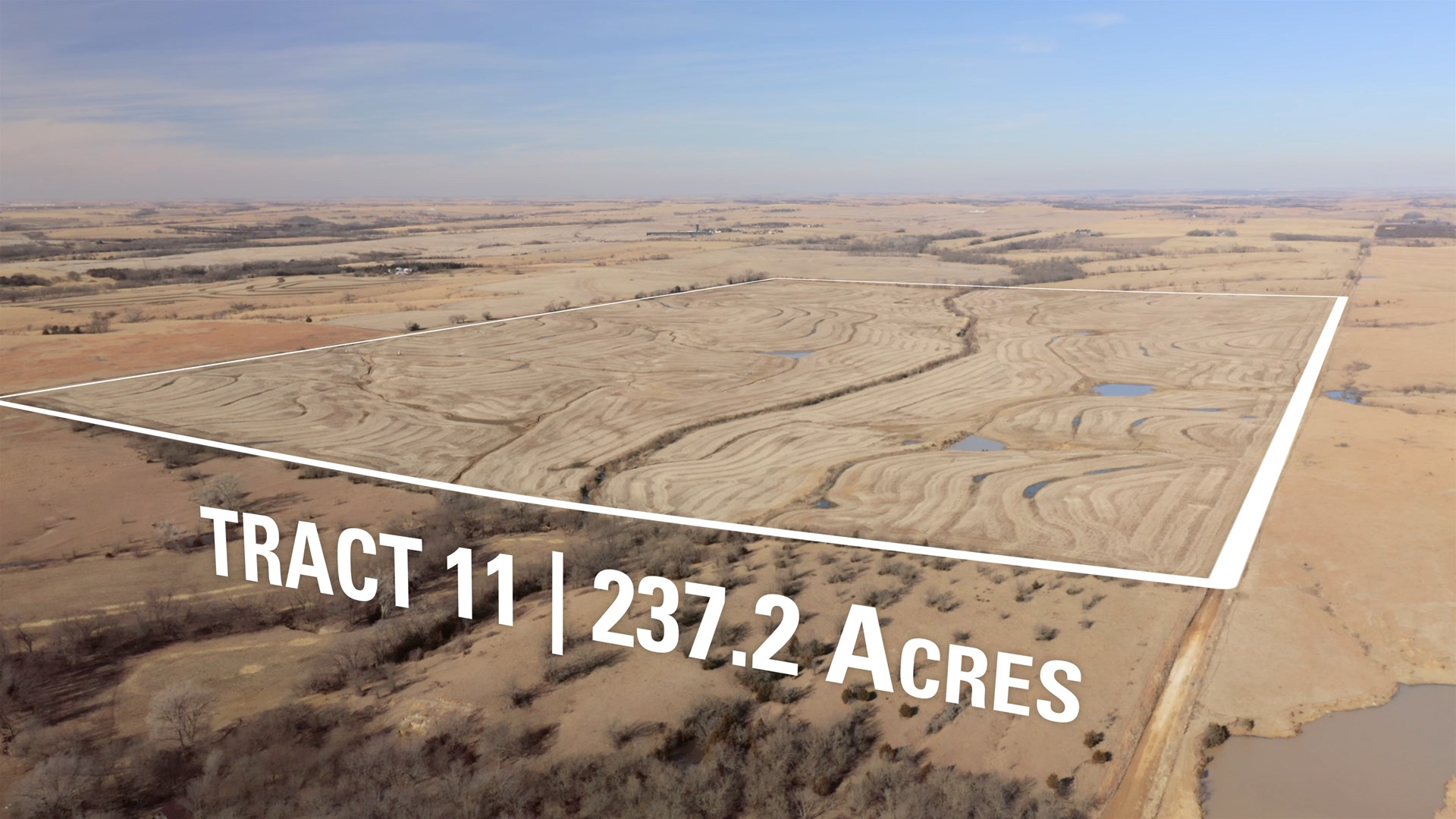 Washington County Ks Irrigated Tillable Farm Ground For Sale