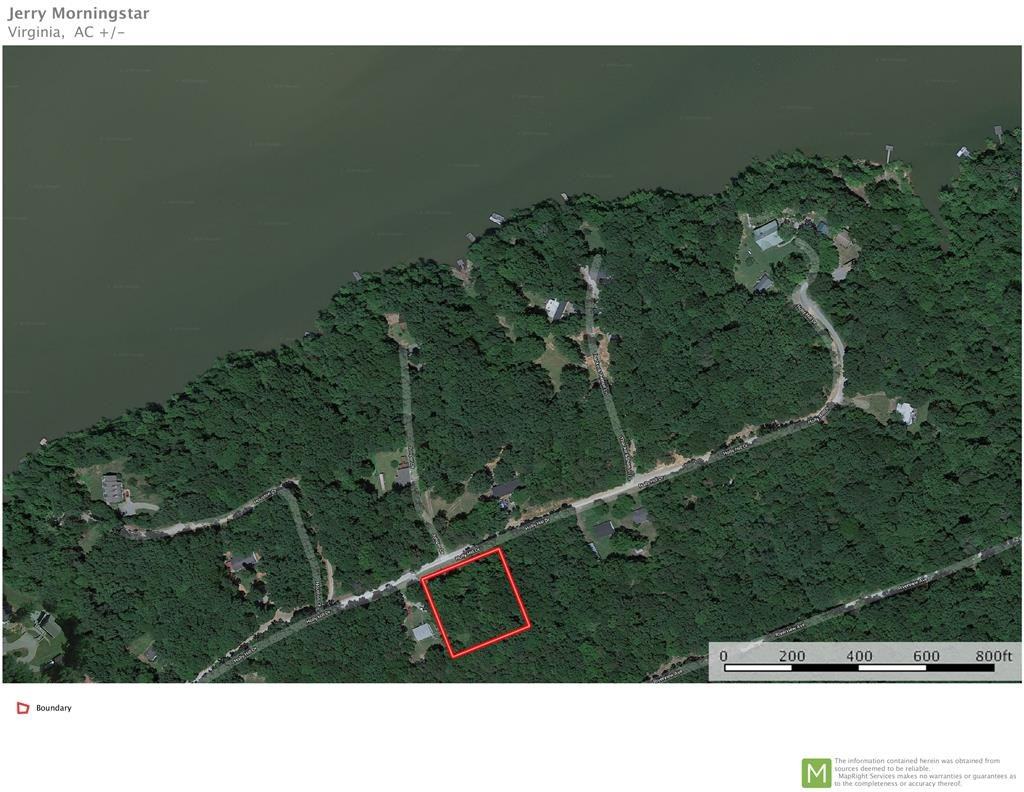 Nice Building Lot Minutes To Buggs Island Lake, VA