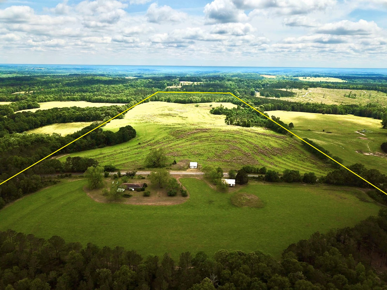 Farm For Sale Barbour County Alabama - Hunting & Cattle Land