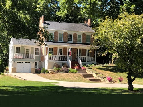 Historic Home in Galena IL