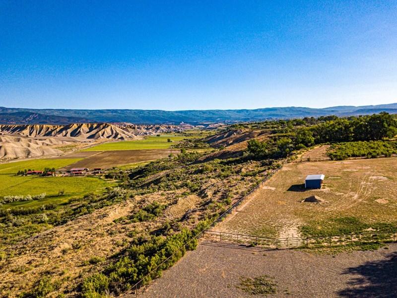 Views of Grand Mesa