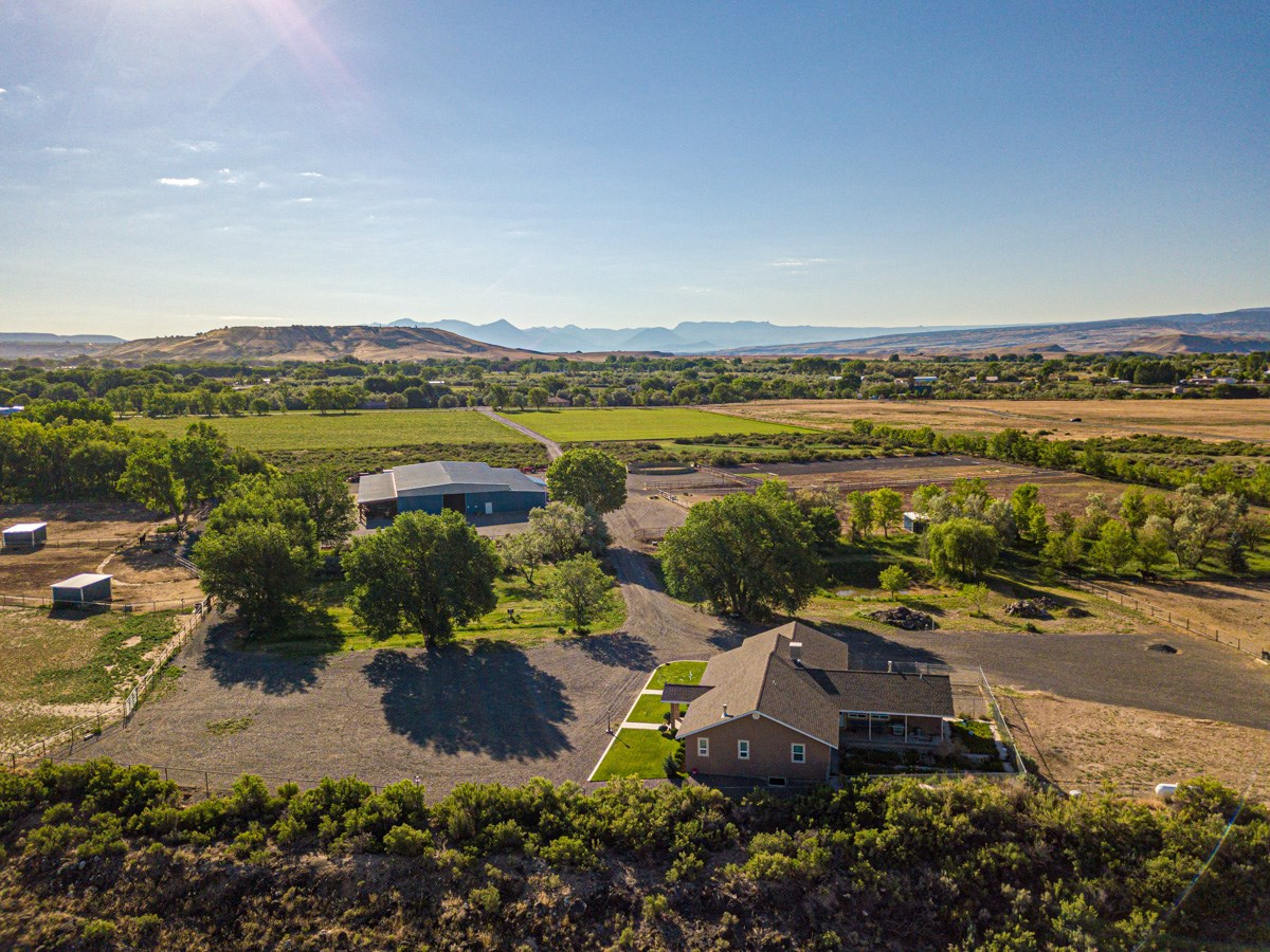 Horse Property For Sale in Western Colorado