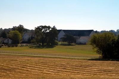 Brunswick Hall c.1815 In Southern VA
