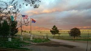 40 +/- ACRE LAST STAND GUEST RANCH, SONOITA, AZ ~ $1675,000