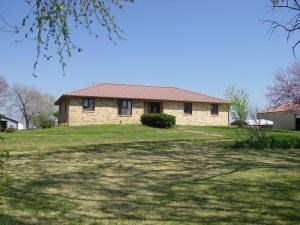 Country Home with Acreage For Sale in St. Clair Co, Missouri