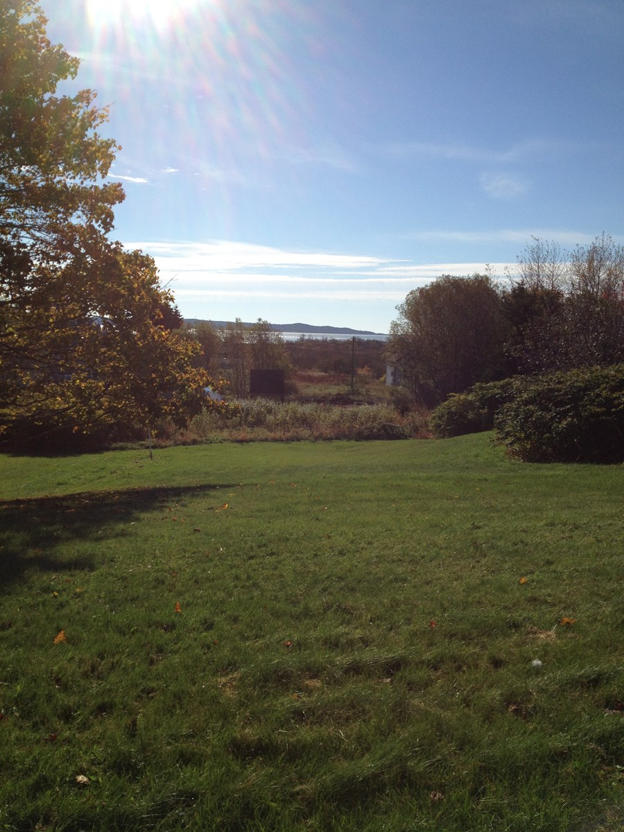 In-Town Land Lot For Sale in Lubec