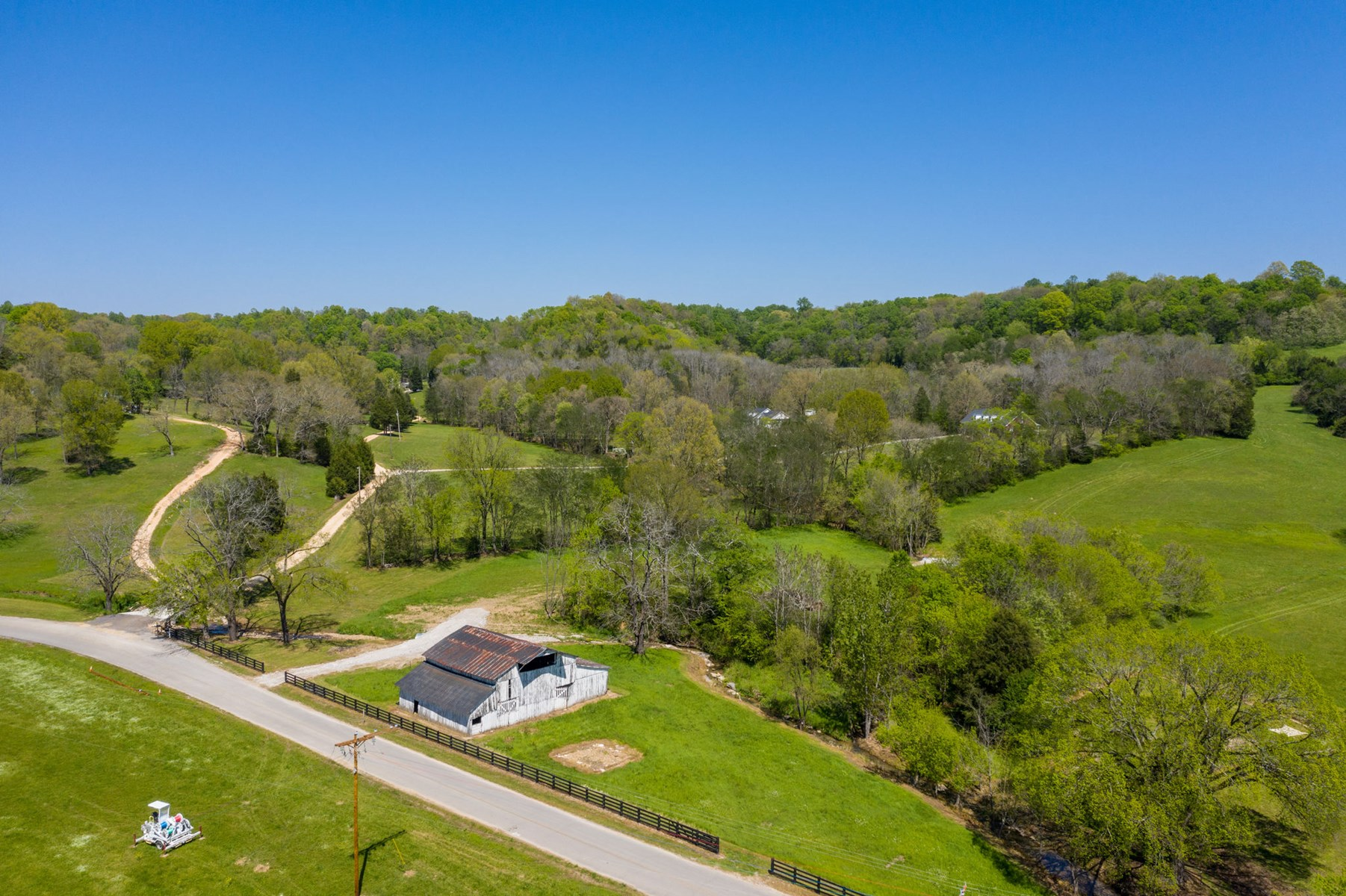 Hunting & Farm Land for Sale in the Hills of Tennessee!!