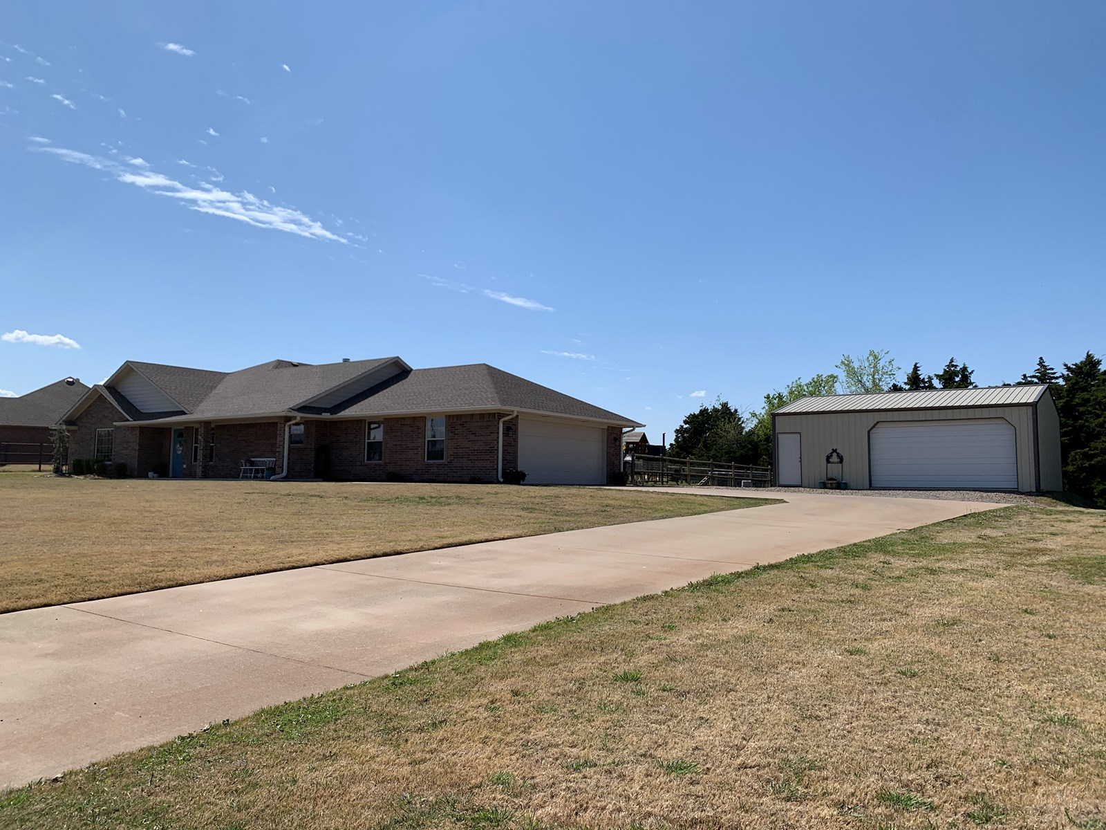 Stillwater Oklahoma Country Home for Sale | Perkins Schools
