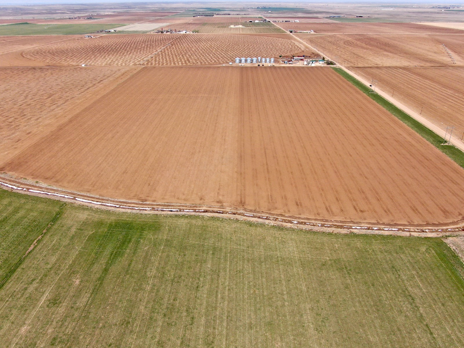 FARM FOR SALE IRRIGATED CROPLAND WELD COUNTY, CO KEENESBURG