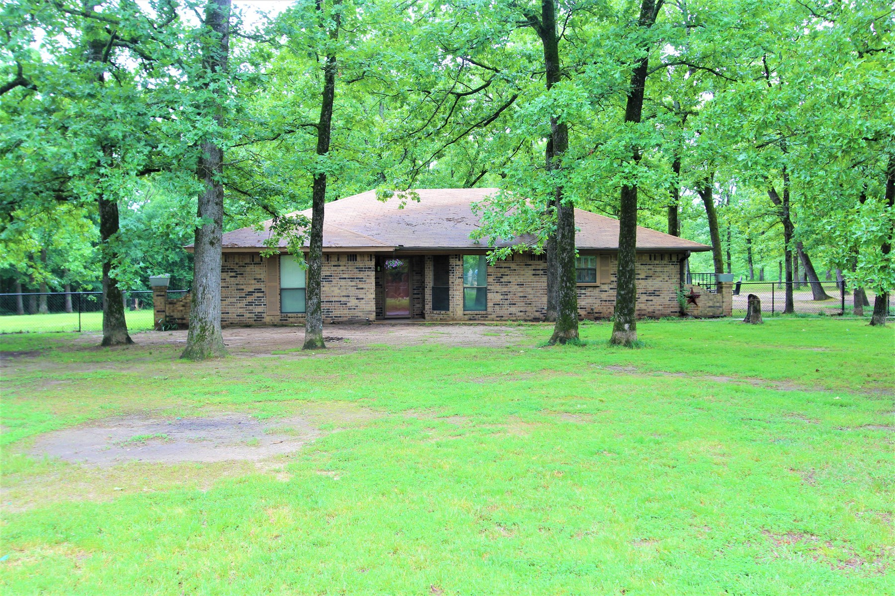 Country Home With Land For Sale Bogata Texas