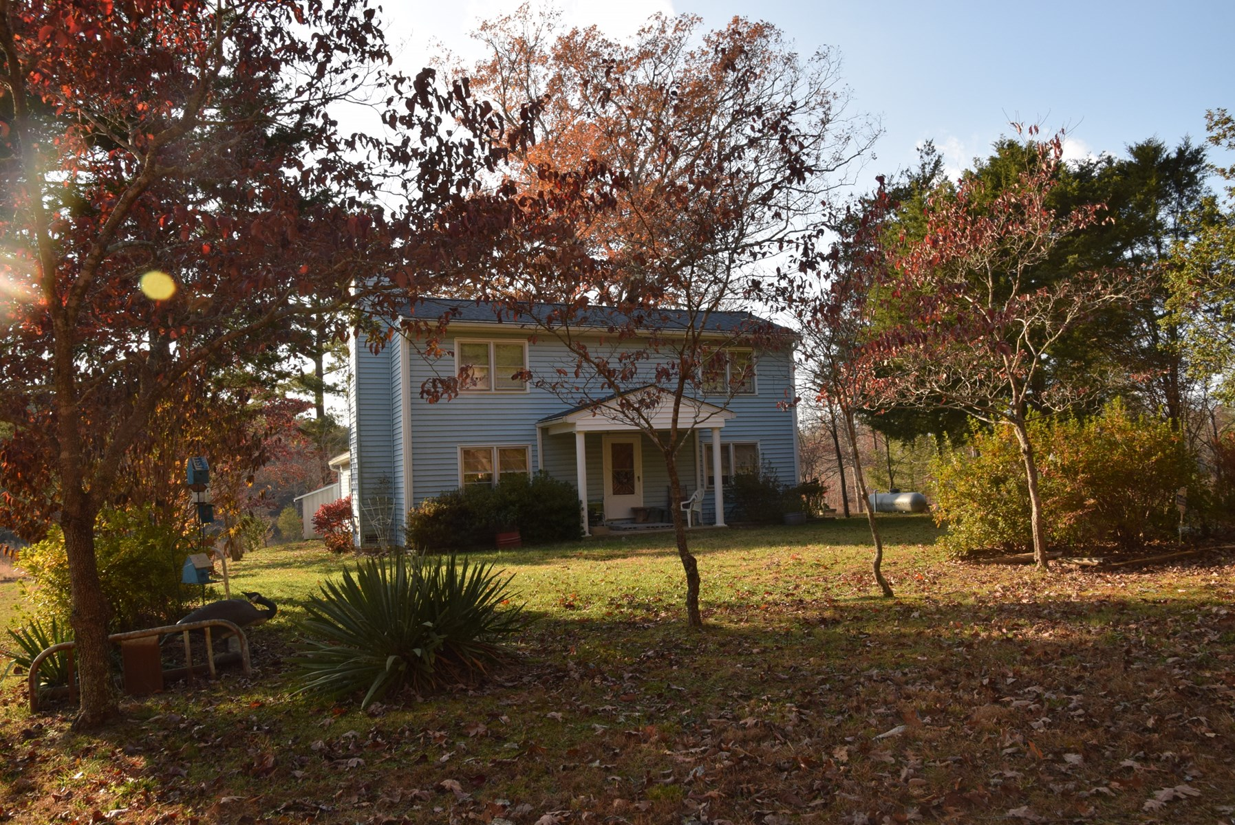 29 ac. Farm and Farm House for Sale in Louisa Co., VA