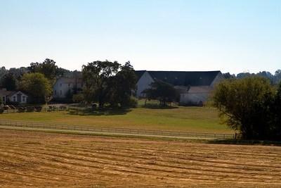 Brunswick Hall c.1815 Near Lake Gaston, VA