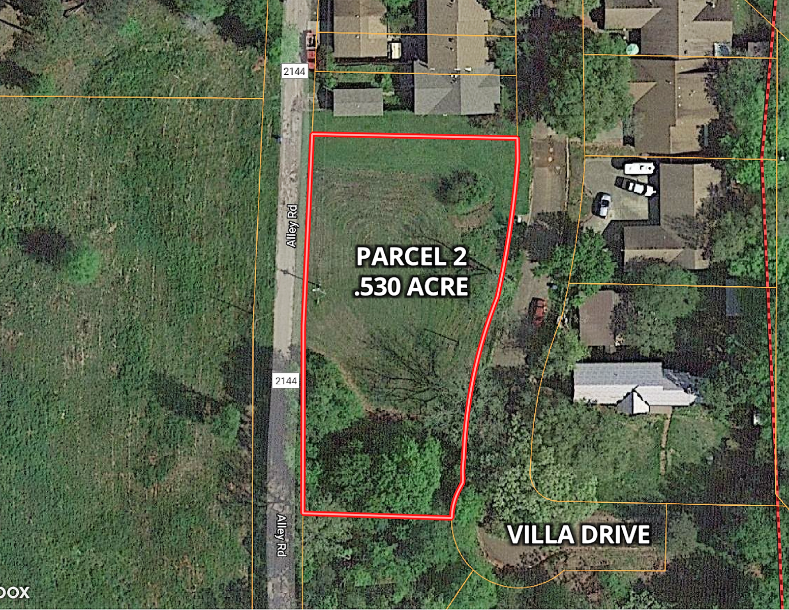 Troup Texas Land for Sale Near Tyler TX | Parcel 2