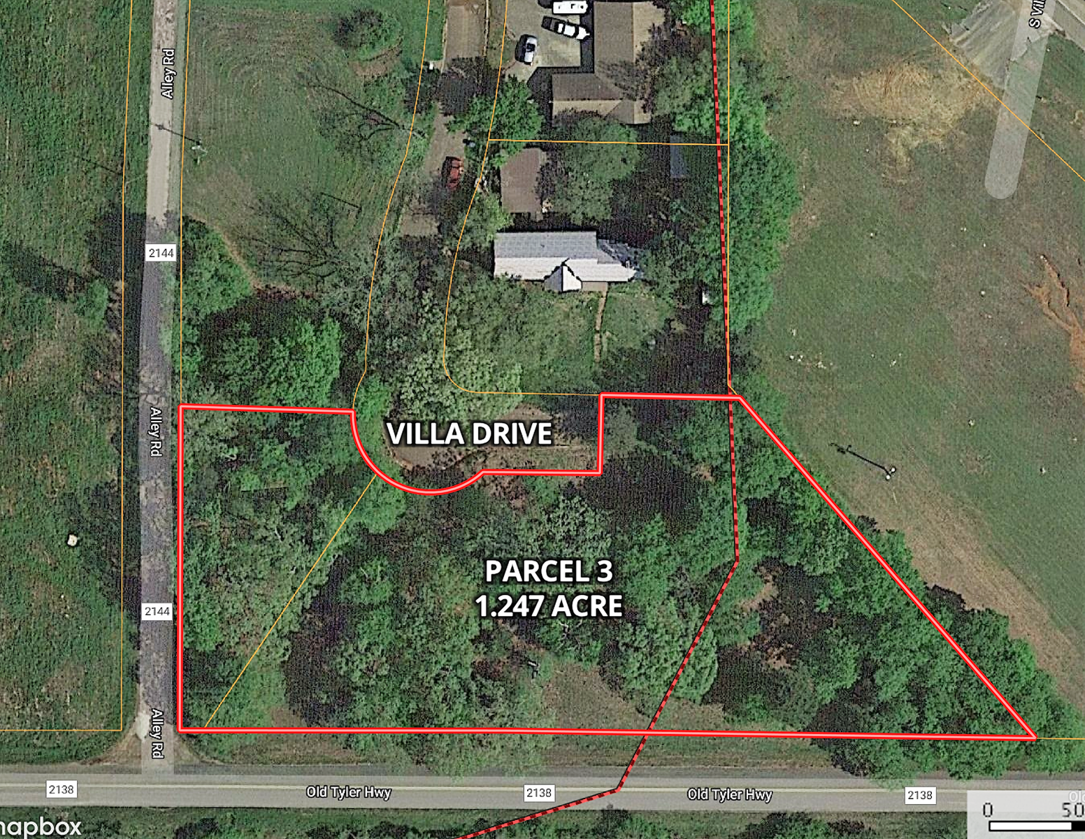 Vacant Land for Sale in Troup Texas Smith County | Parcel 3