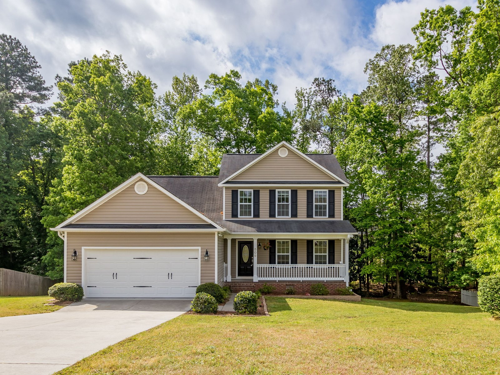 4BR, 2.5BA Home for Sale in Sanford's Nottingham Subdivision