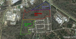 COMMERCIAL LAND FOR SALE PALESTINE TEXAS