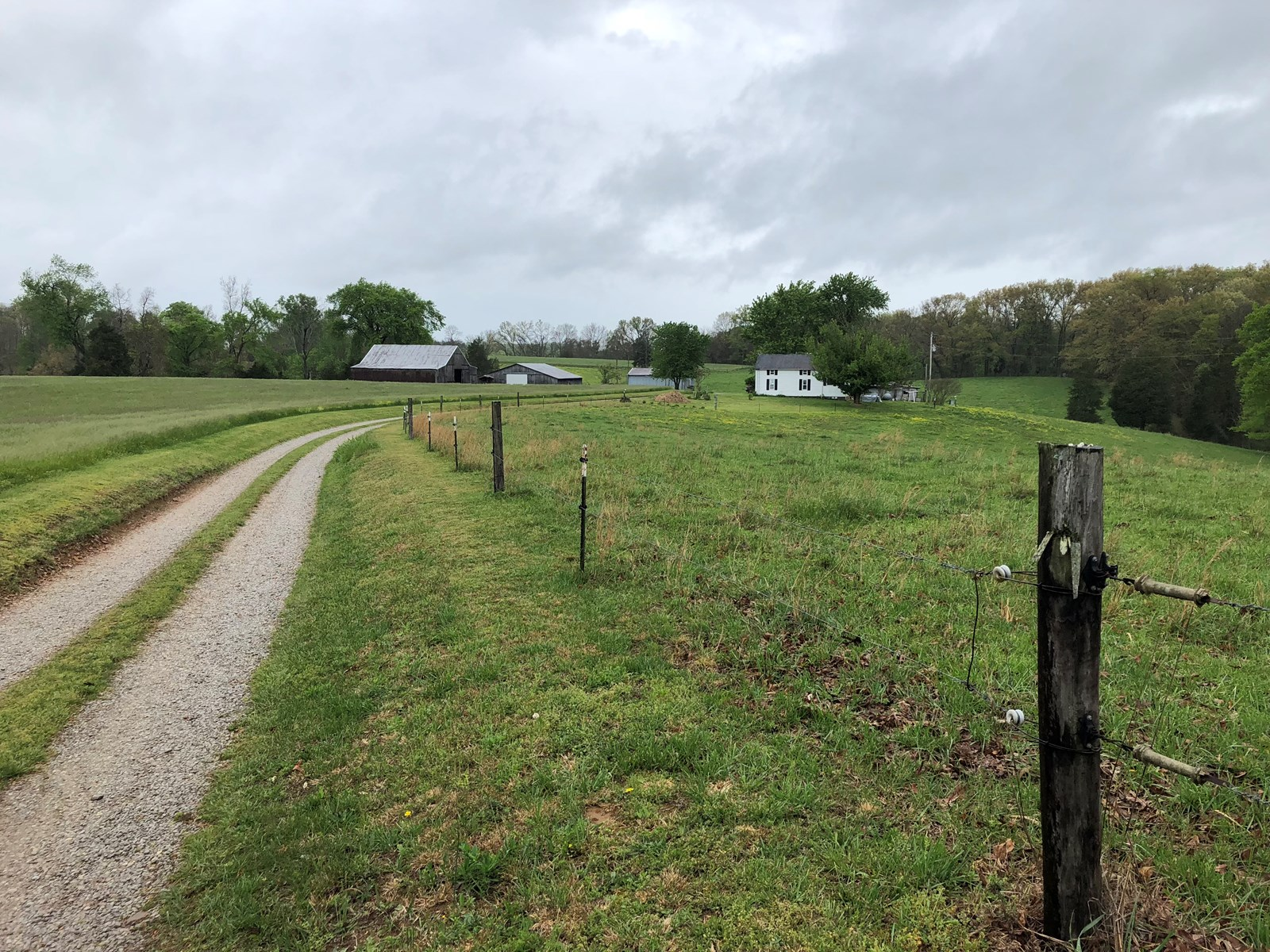 Country Home & 60 Acres