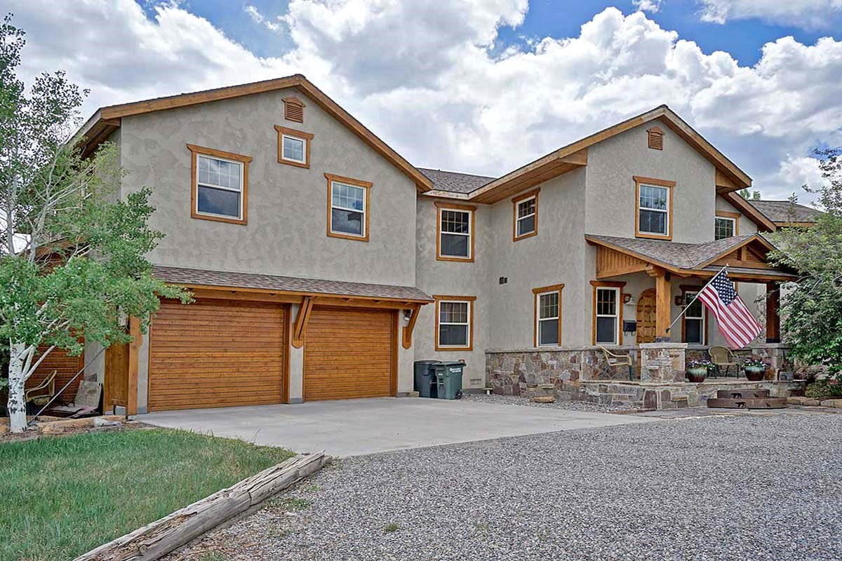 Quality Custom Ridgway, Colorado Home