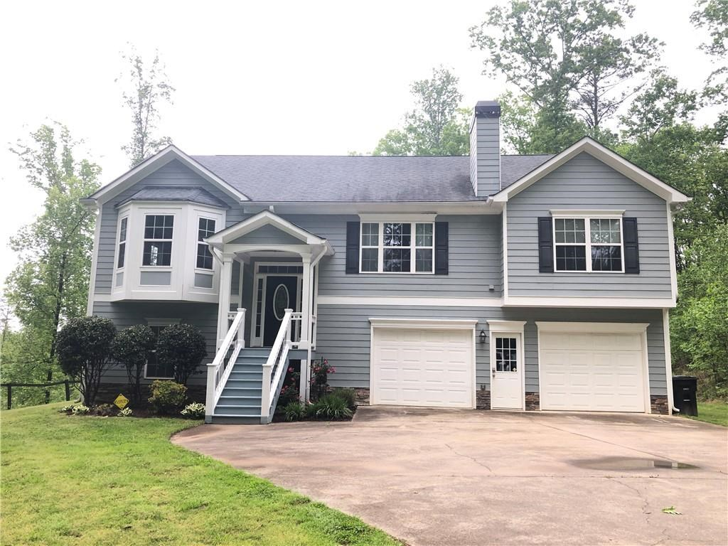 Ball Ground Home in town with Acreage for Sale