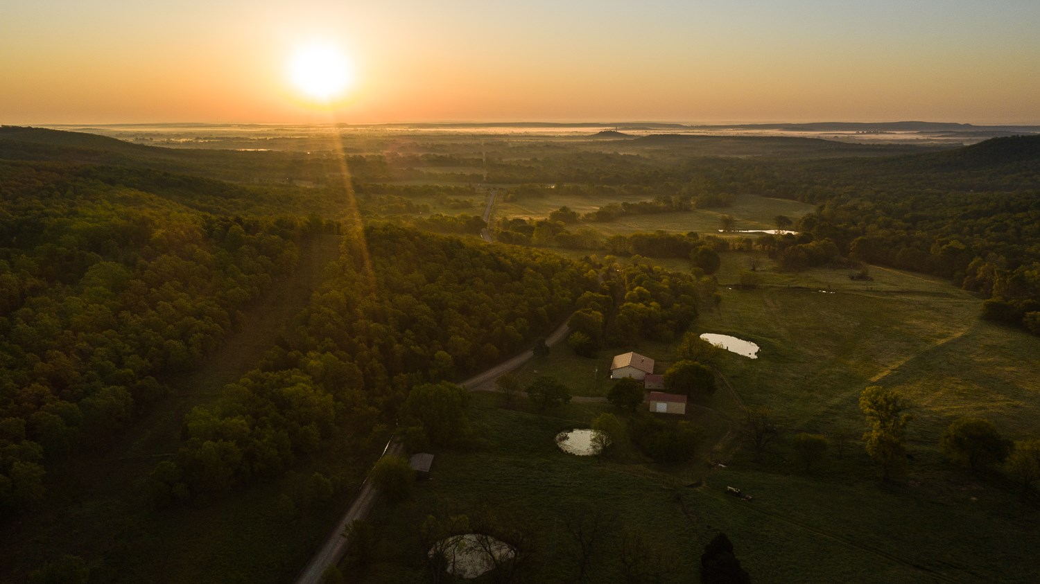 Oklahoma Recreational Property & Hunting Land for Sale