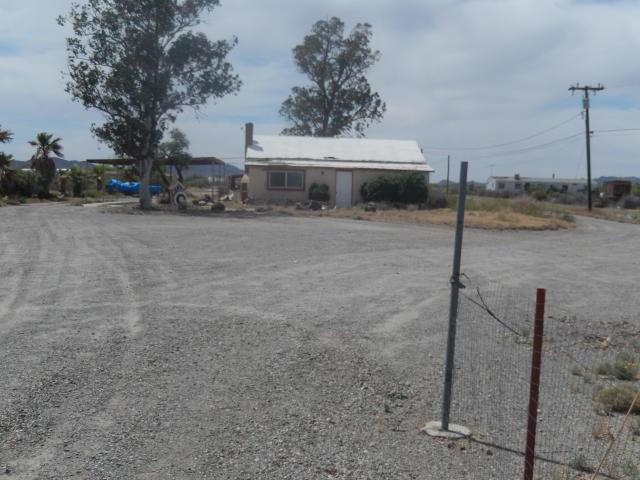 2.5 acres with home Salome, AZ