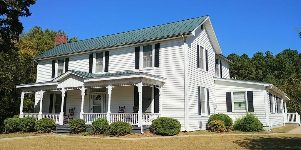 5 acres and Historic home located in Pittsylvania County, VA
