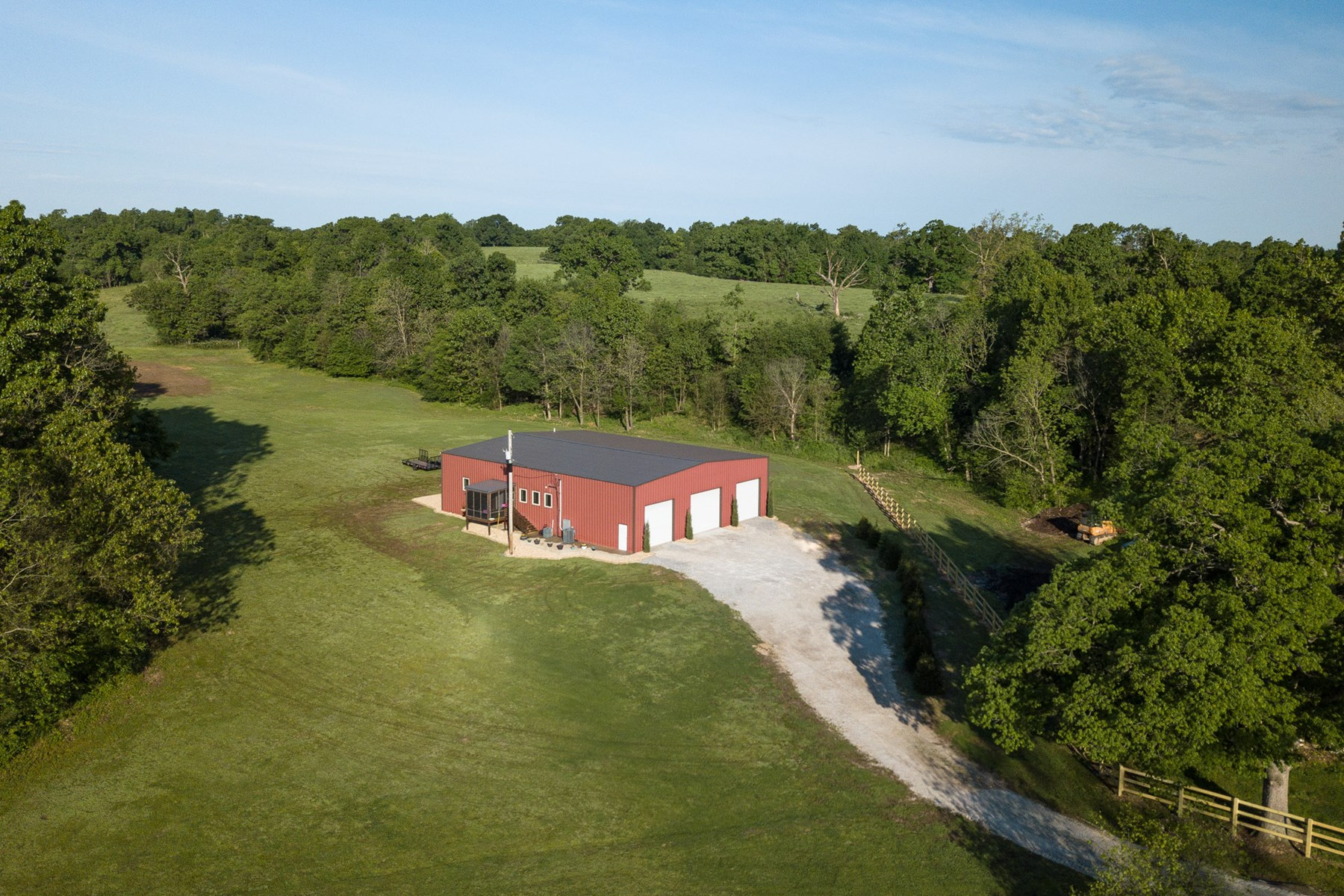 Country Home in Western Benton County