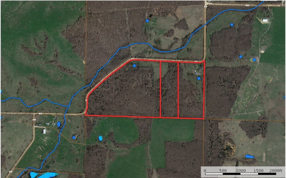 Land for Sale in Koshkonong, Missouri