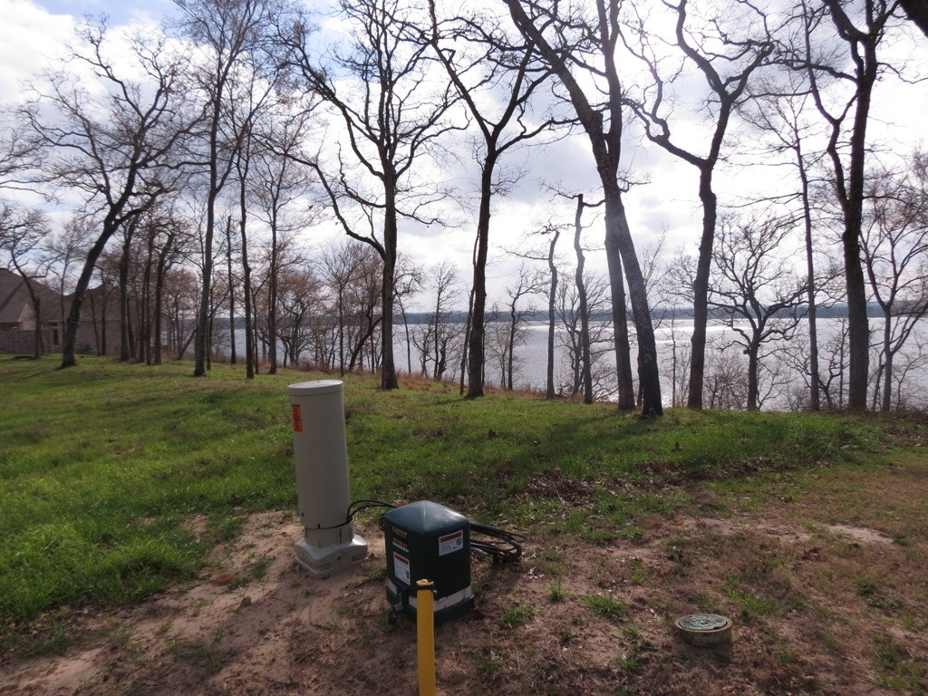 WATERVIEW LOT FOR SALE IN EAGLE'S BLUFF