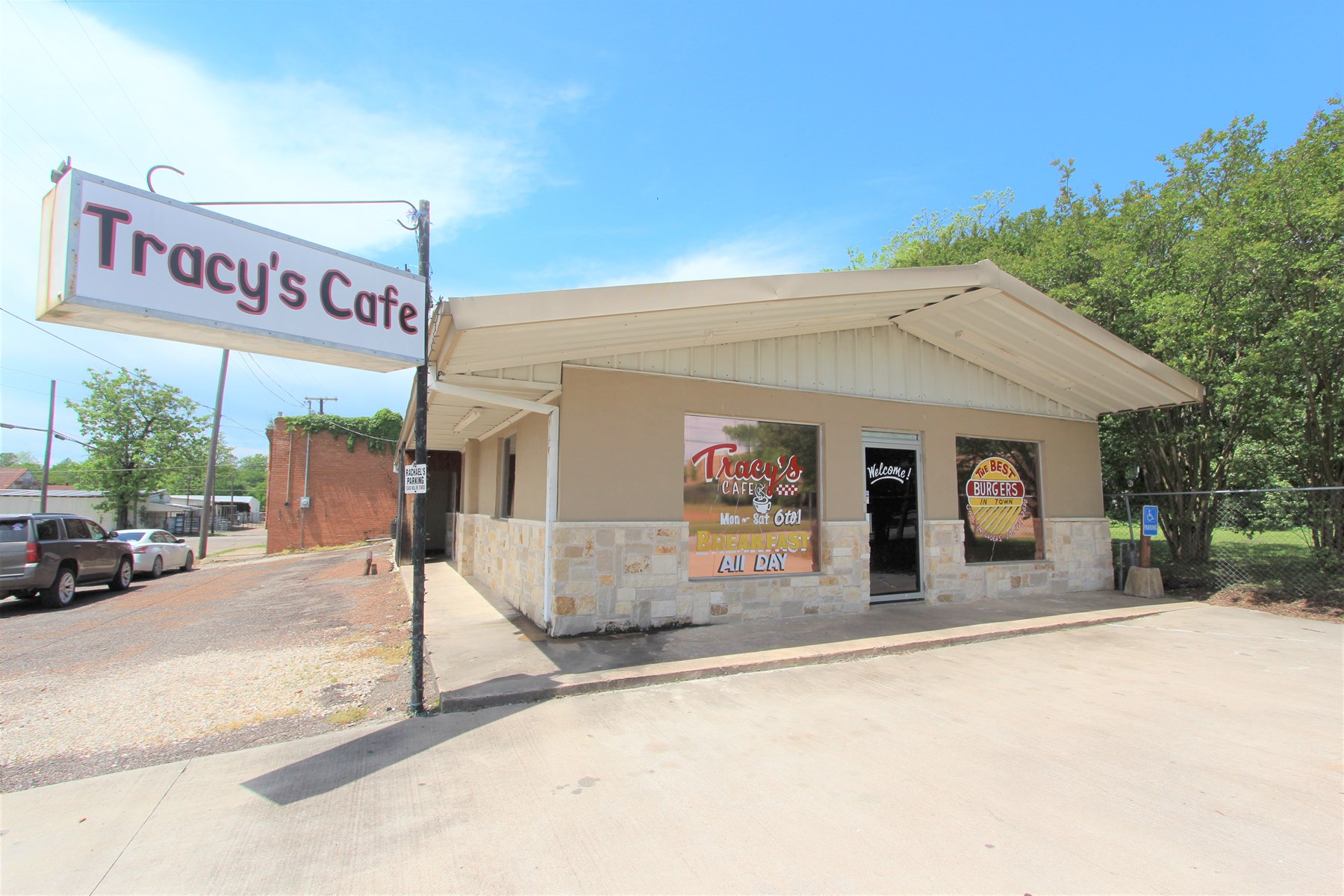 Commercial Restaurant Business For Sale Clarksville Texas