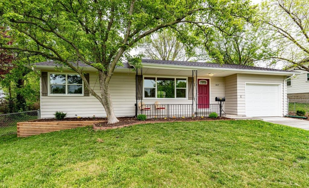 3 BR, 1 BA Renovated Ranch Style Home in Columbia, MO