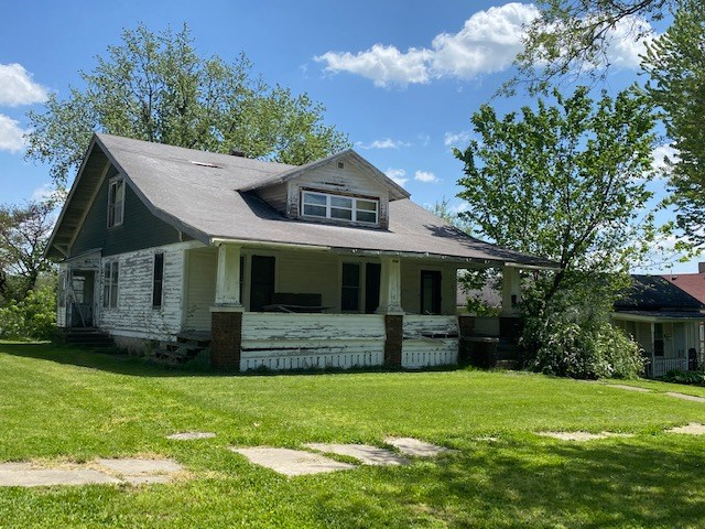 FIXER UPPER HOME FOR SALE IN CAMERON MO