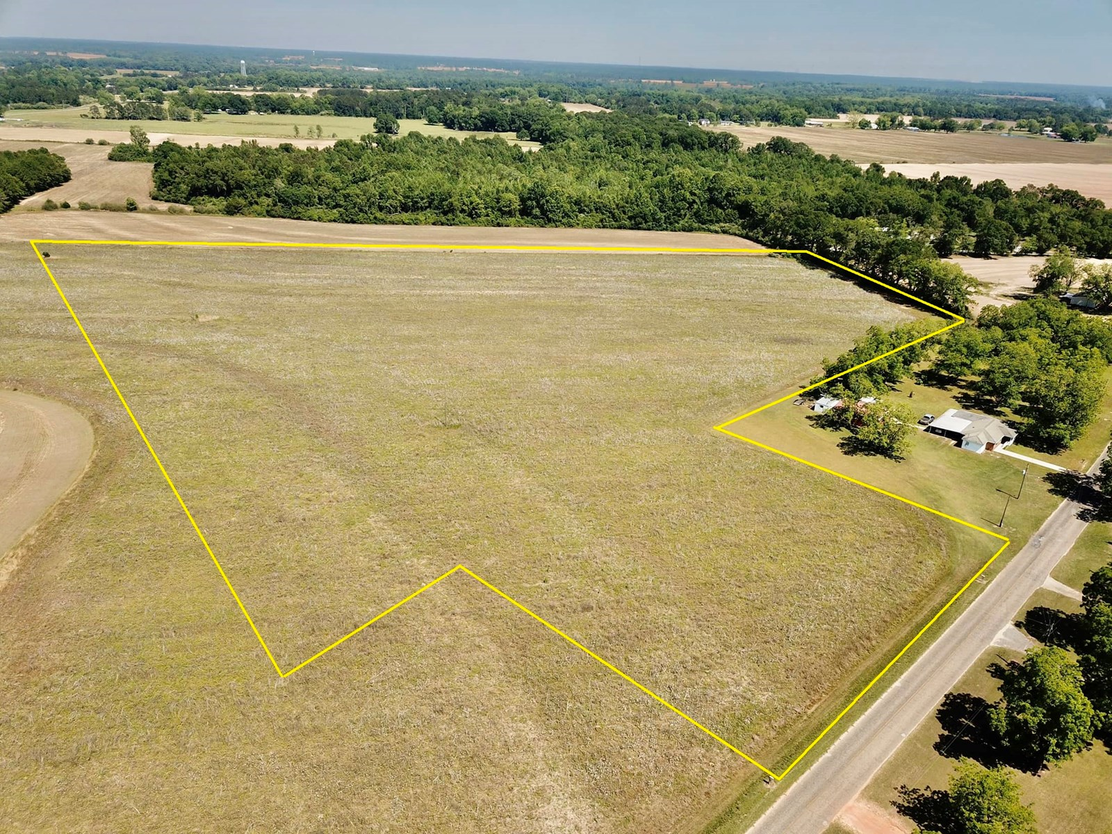 17.5 Acres for Sale Malvern/Slocomb, AL