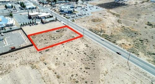 Commercial Lot In Kingman, AZ.