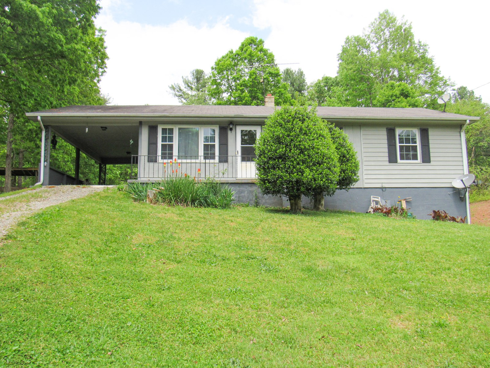 Country Home for Sale in Franklin County VA
