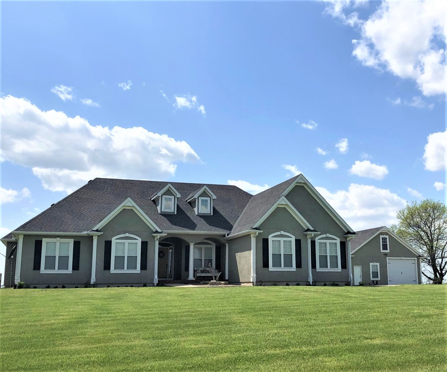 5 Acres Custom Home For Sale Carroll County